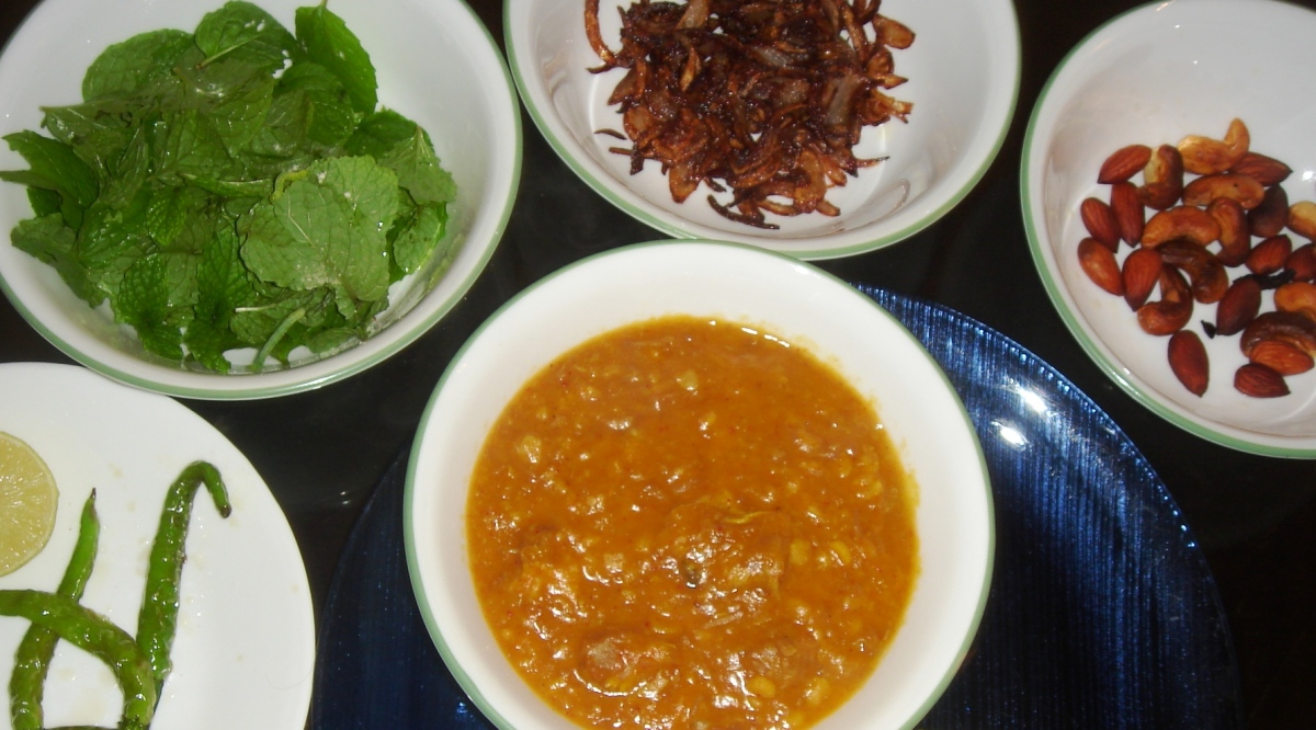 Chana Dal Gosht – A great recipe from Pakistan!
