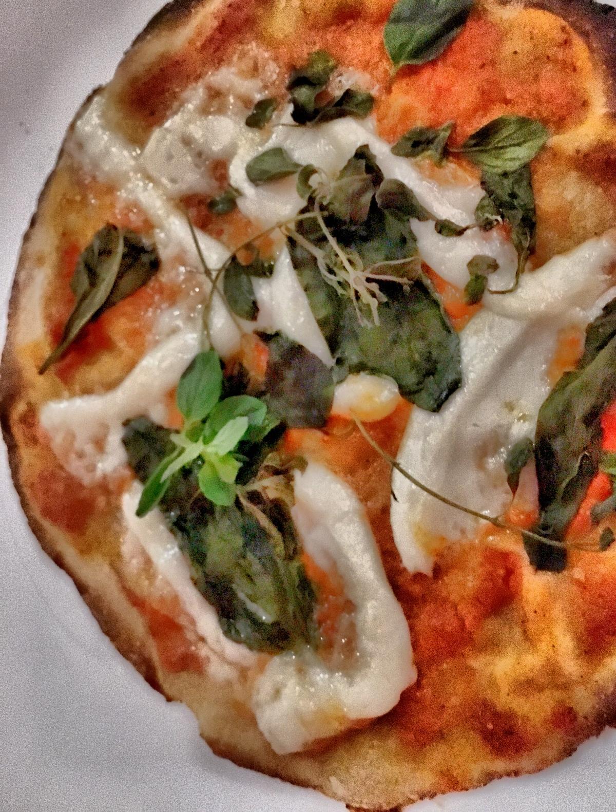 Pizza, homemade
